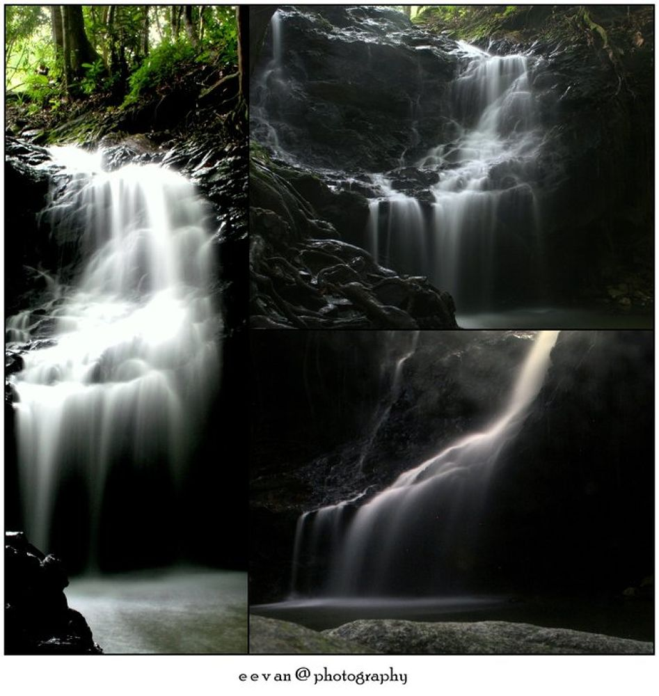 Tikalong Waterfall_West Kalimantan by ivanoktoberia
