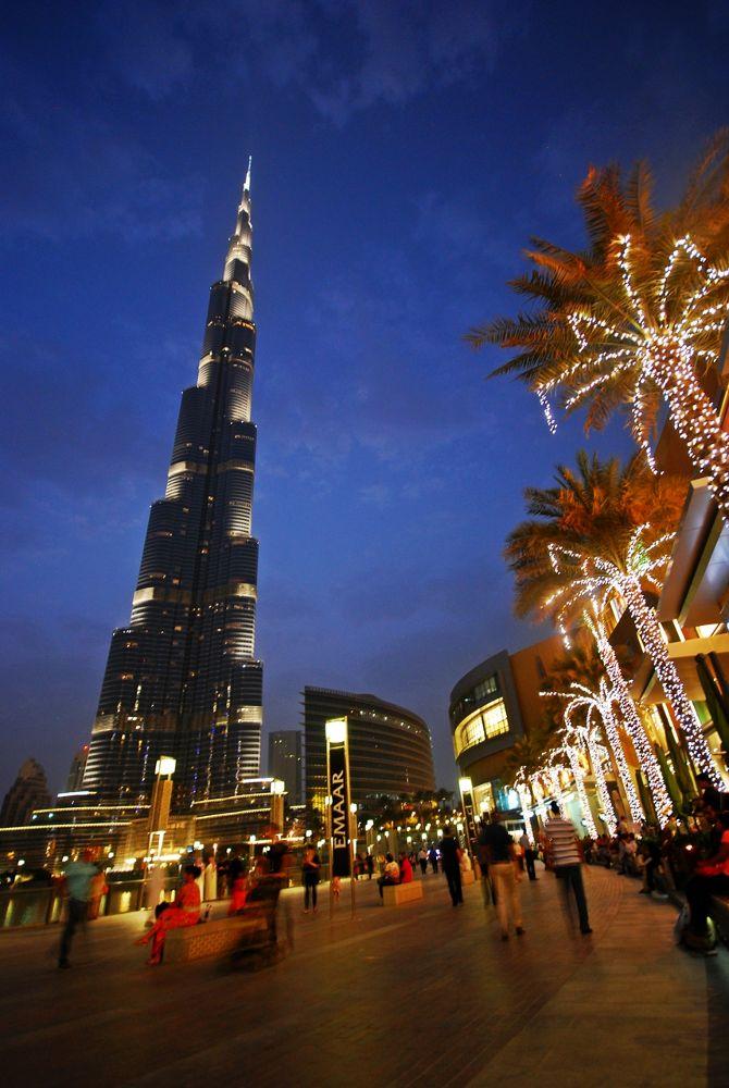 Burj Khalifa  by AKphotopro