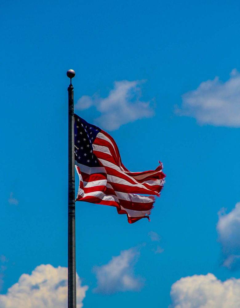 Flag by AMD Images
