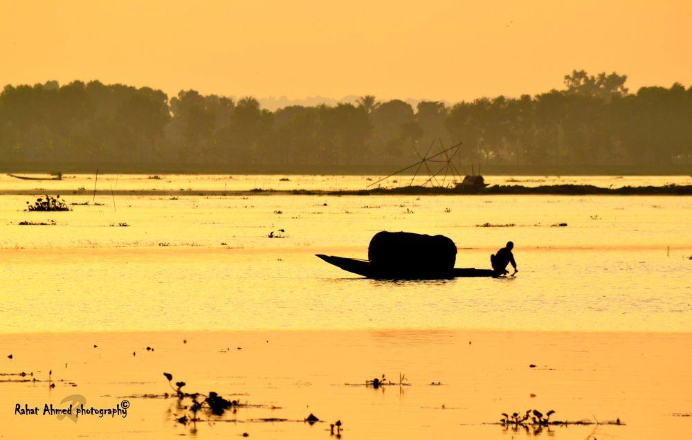 The Life of Fisherman (2) by Rahat Ahmed