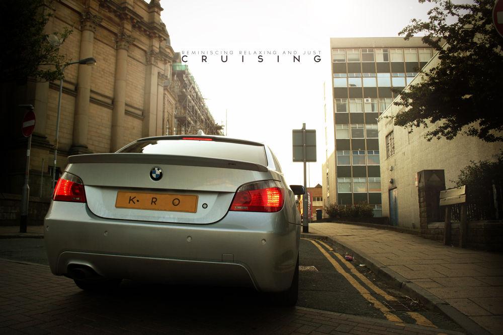 Just Cruising  by Naseer Qureshi