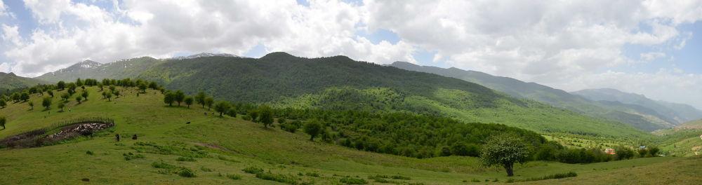 Panorama 04 by Amir Dehghani