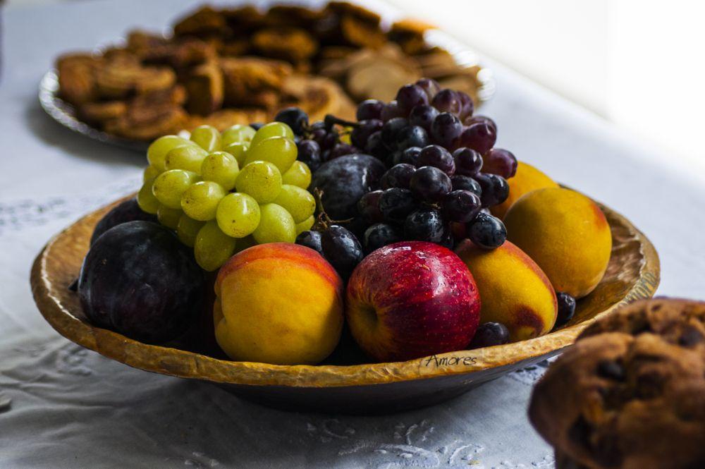 fruit for breakfast by Alexandre Ricardo