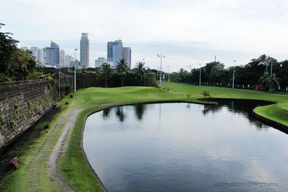 Golf Course by esrael milla