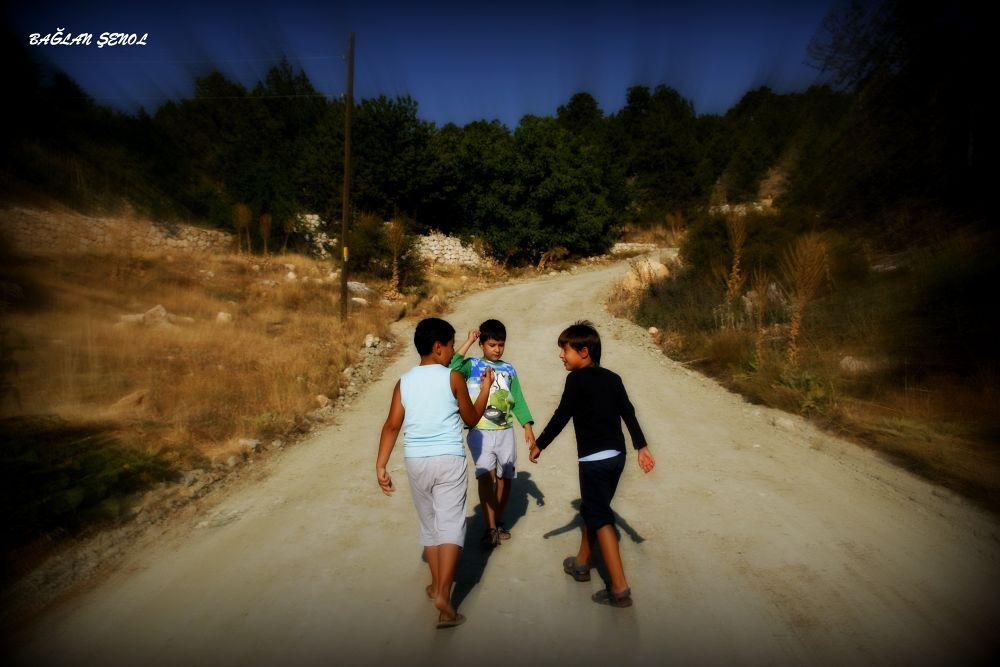 Childhood... by baglan senol
