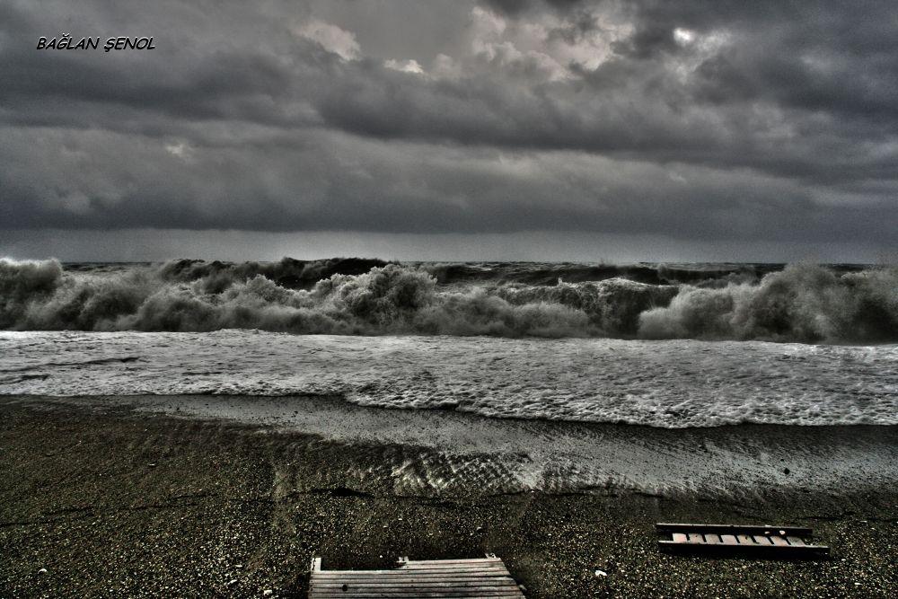 storm... by baglan senol