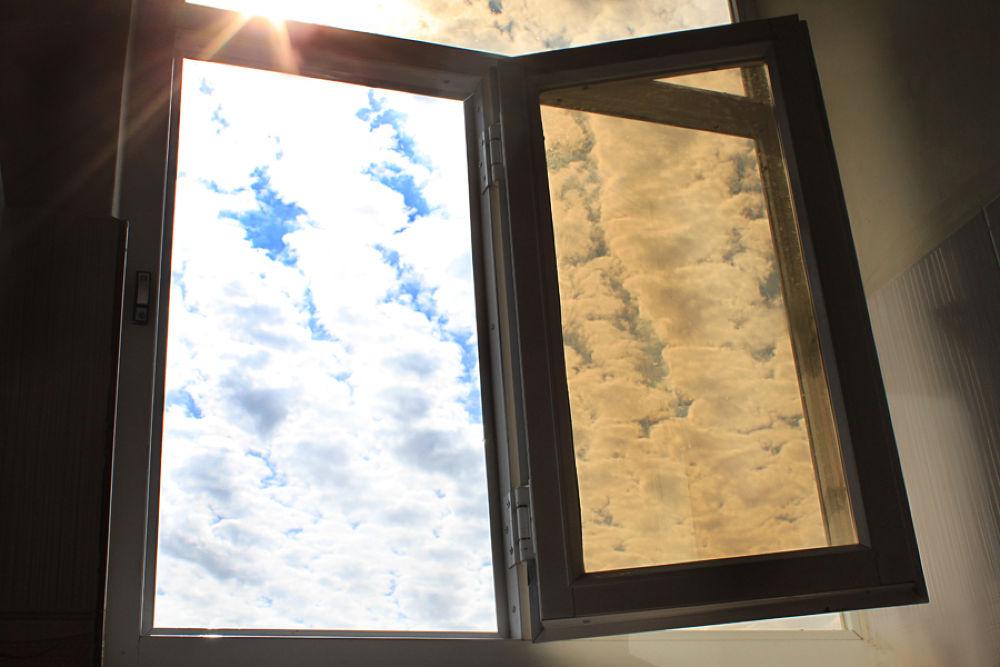 A Window to the Sky by Rahman nemati