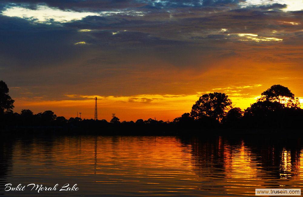 Sunset by mohdzainal39
