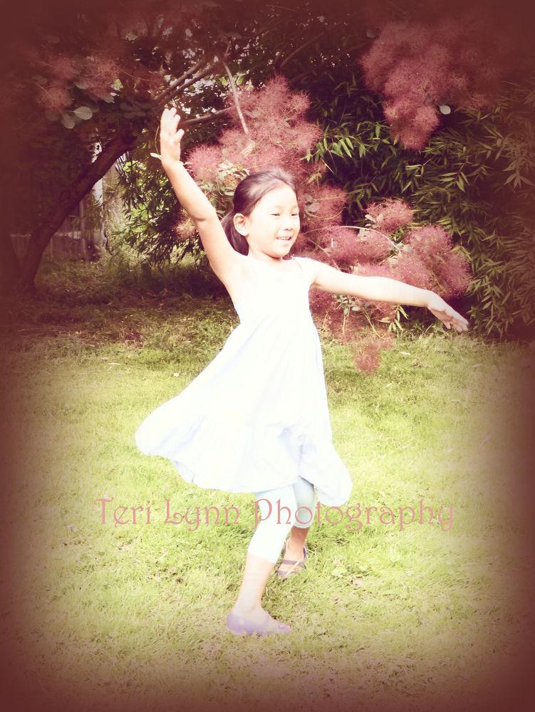 Pirouette by Teri Lynn Parrish
