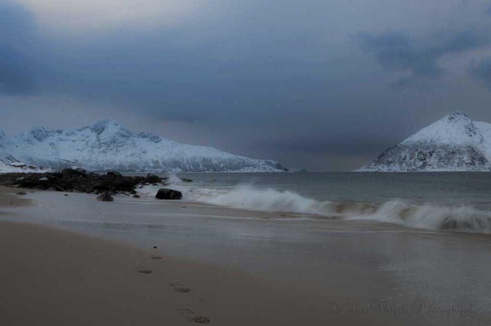 Rekvik, North Norway by Liz Vinger