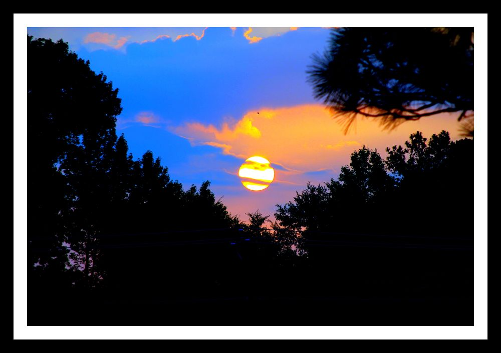 Sunrise by williamcopeland