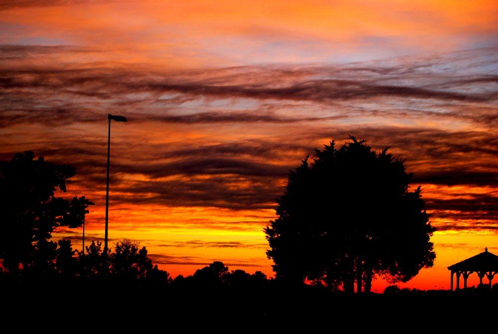 Sunset by williamcopeland