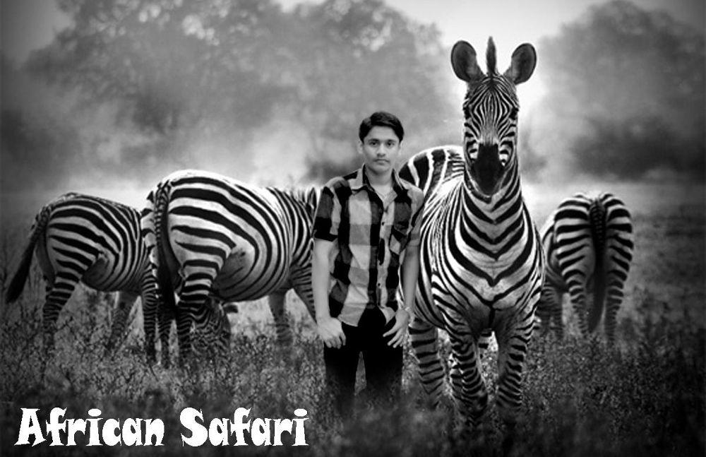 african safari by mahesh kumar