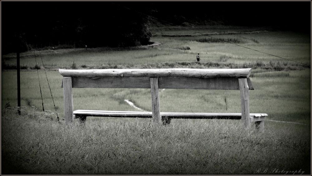 Solitude by Bhaduri Rupam