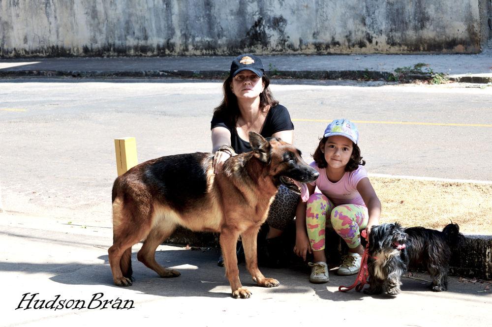 Family by Hudson Bran