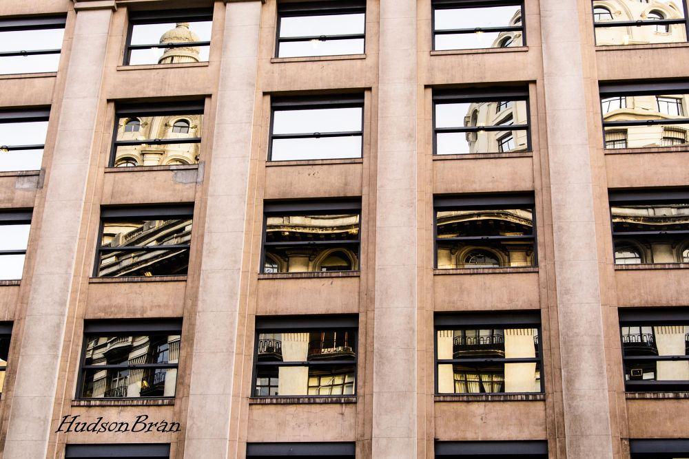 Avenida Corrientes - Buenos Aires - Argentina by Hudson Bran