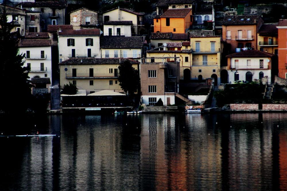 lago di Piediluco by marionapoletti