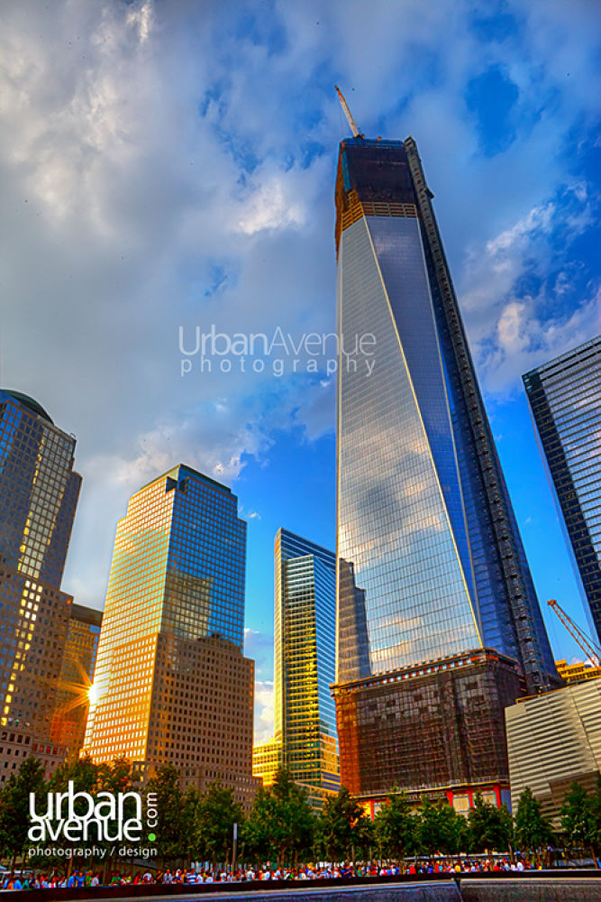 Photo in Random #photo #great #hdr #building #new york #new york city #world trade center #9-11 #sept 9 #buidings #urbanavenue #memorial #manhatten #one world trade center #high dynamic range #image