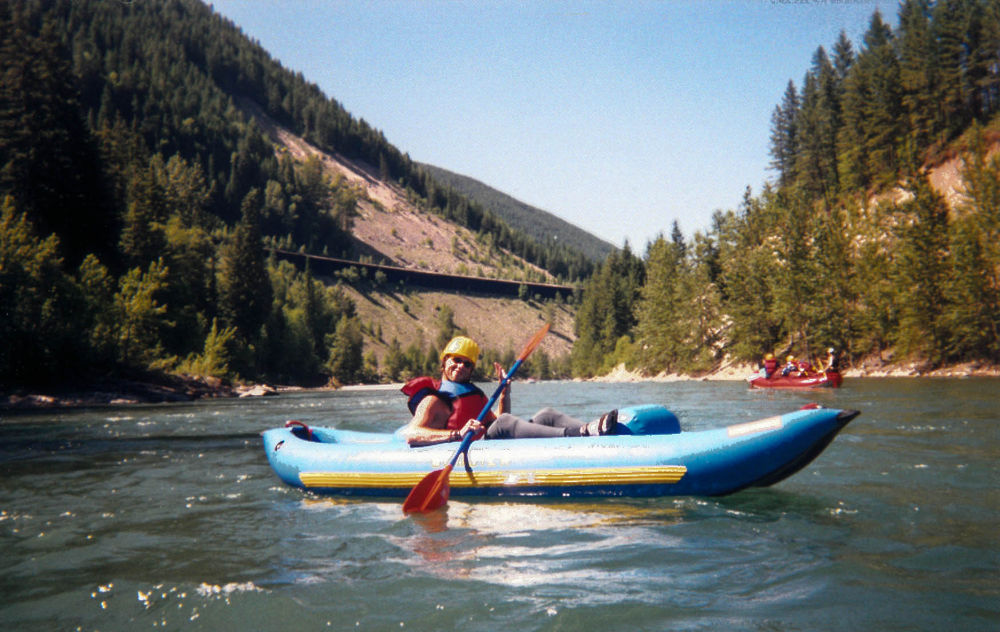 Whitewater_Rafting_Montana_1999-129 by Arie Boevé
