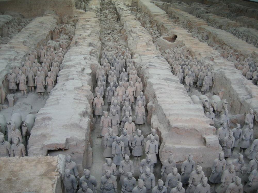 Xian-Terracotta-Army-111 by Arie Boevé