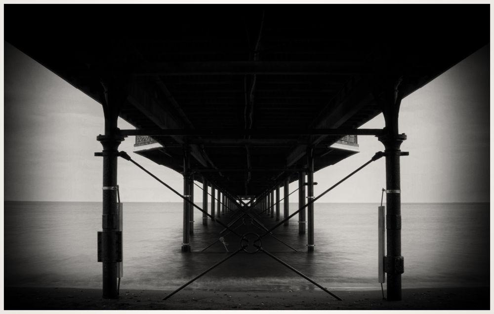 Paignton Pier by Blackalder Photography