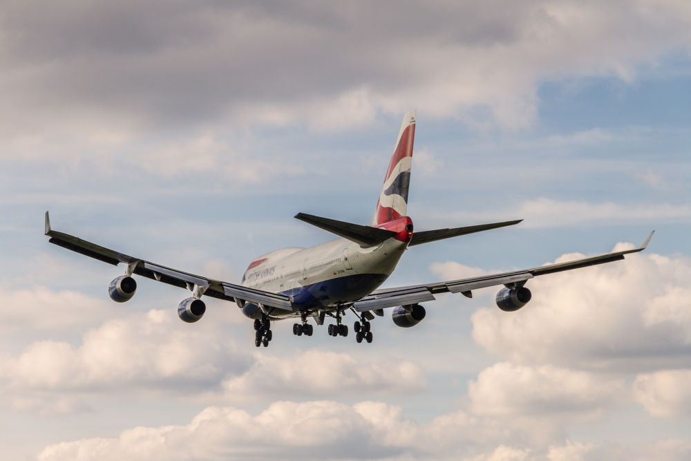 747 by Blackalder Photography