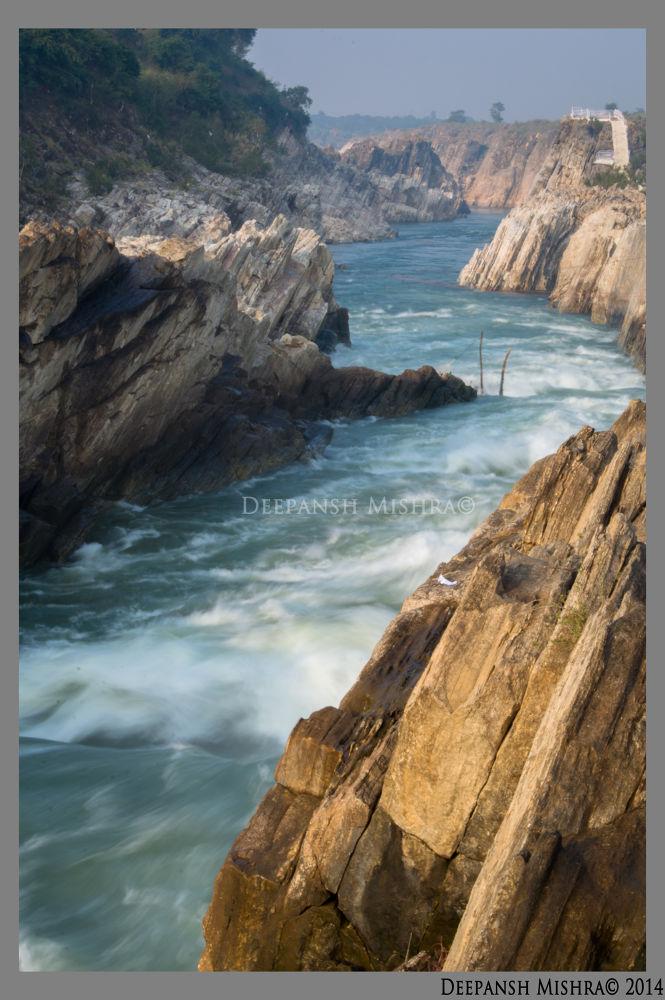 RIver View..! by DeepanshMishra