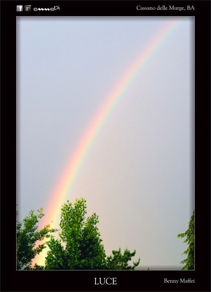 013-LUCE arcobaleno by bemaffei