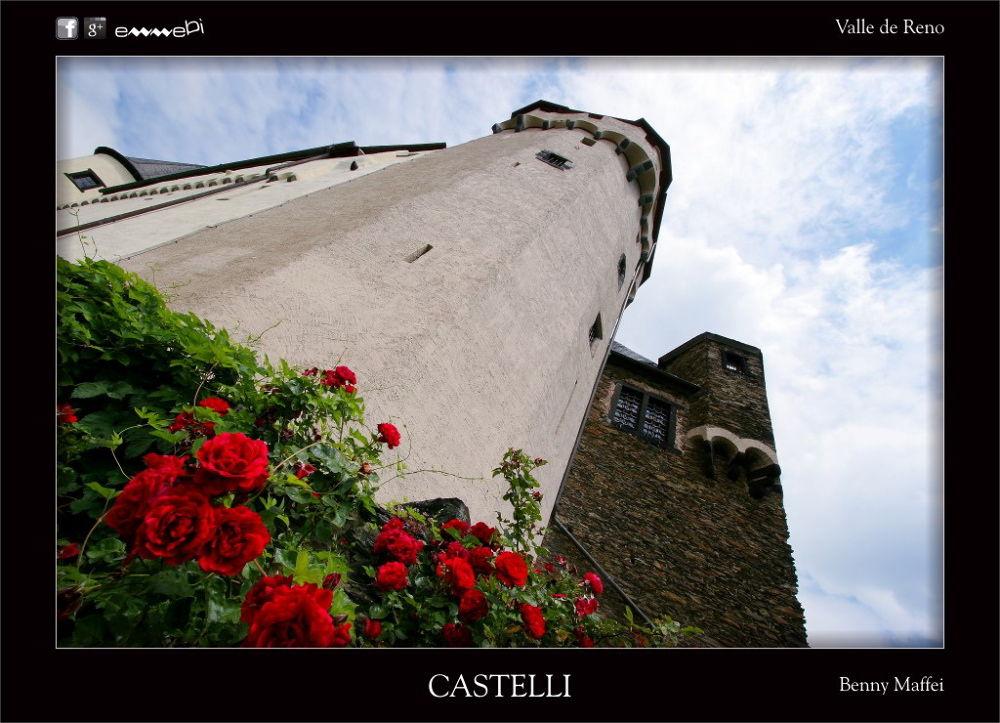 033-CASTELLI Valle del Reno by bemaffei