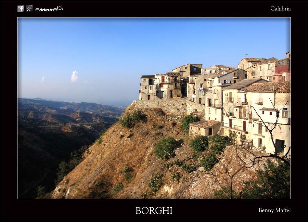 060-BORGHI Calabria by bemaffei