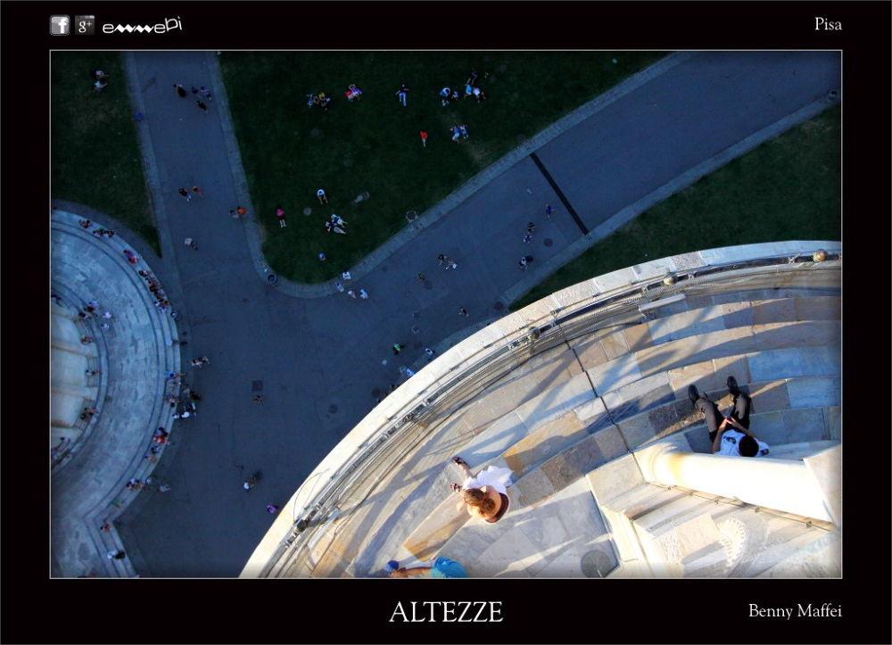090-ALTEZZE Pisa by bemaffei