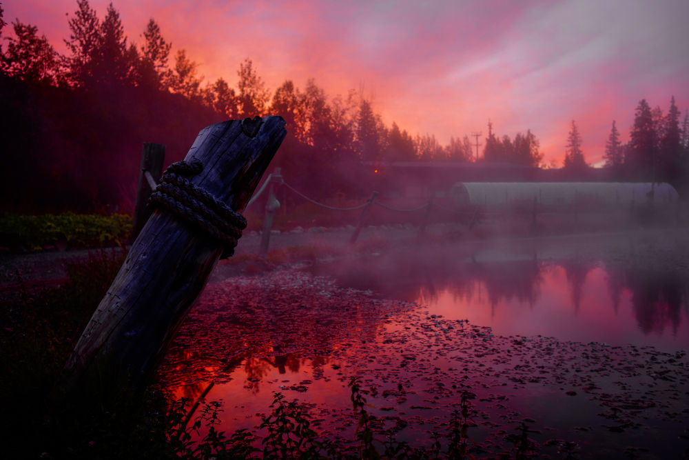 """Chena Sunrise"" by aaroncorbeil"