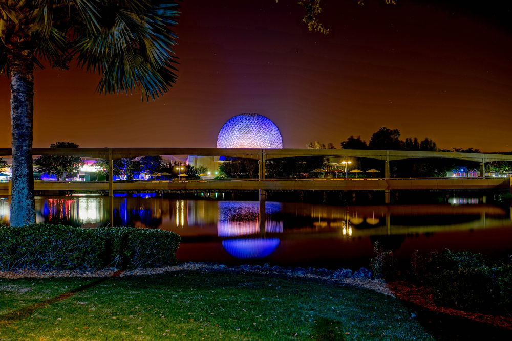 epcot reflections (1 of 1) by aaroncorbeil