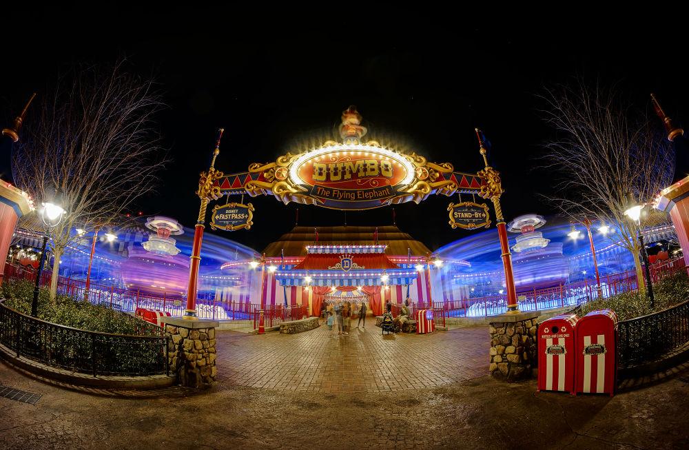 Dumbo Ride by aaroncorbeil
