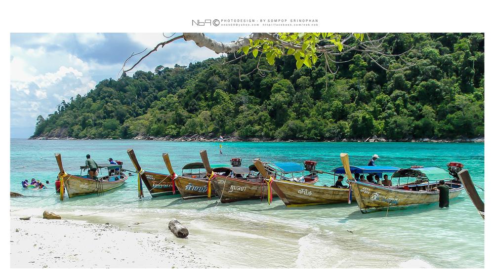 Kho Lipe - THAILAND no.2 by nnok69