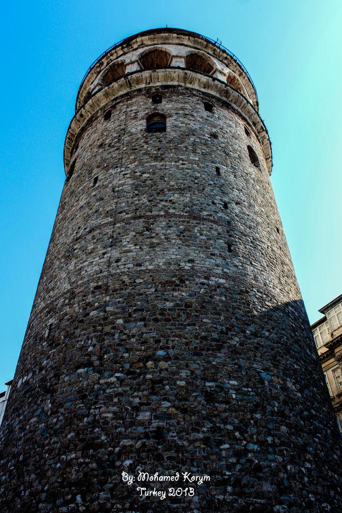 Galata Tower by mmkorym