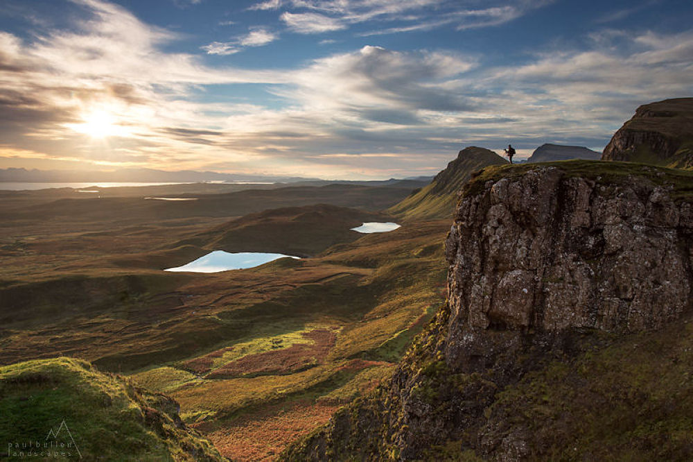 Tog at Quiraing by PaulBullenLandscapes