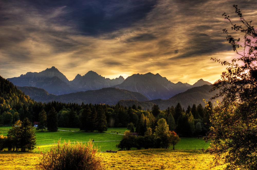 the alps by larskaiser23