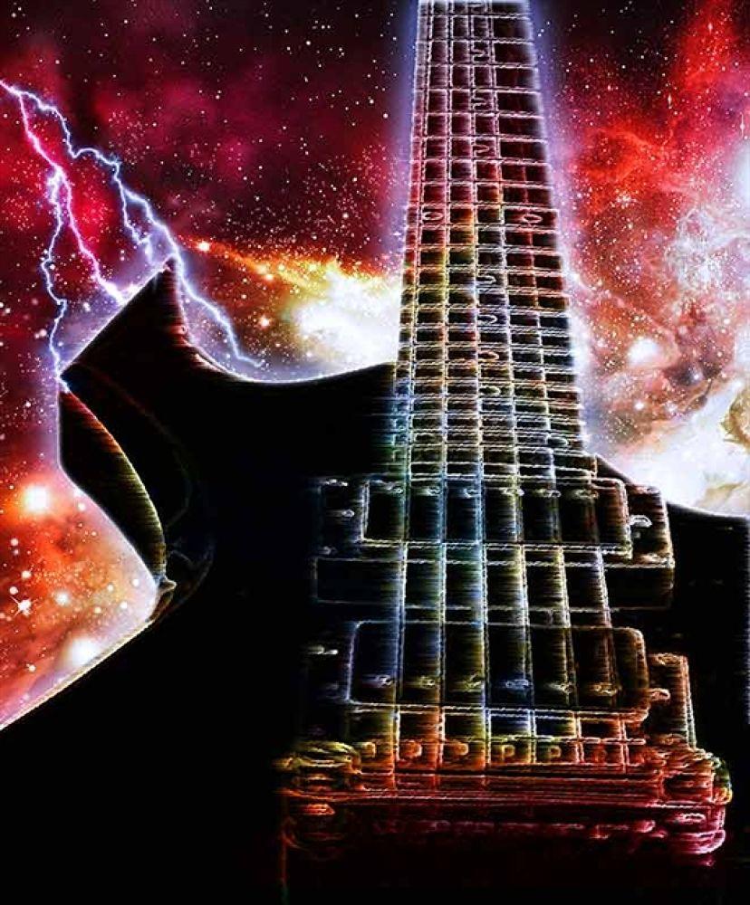 guitar by nitro777