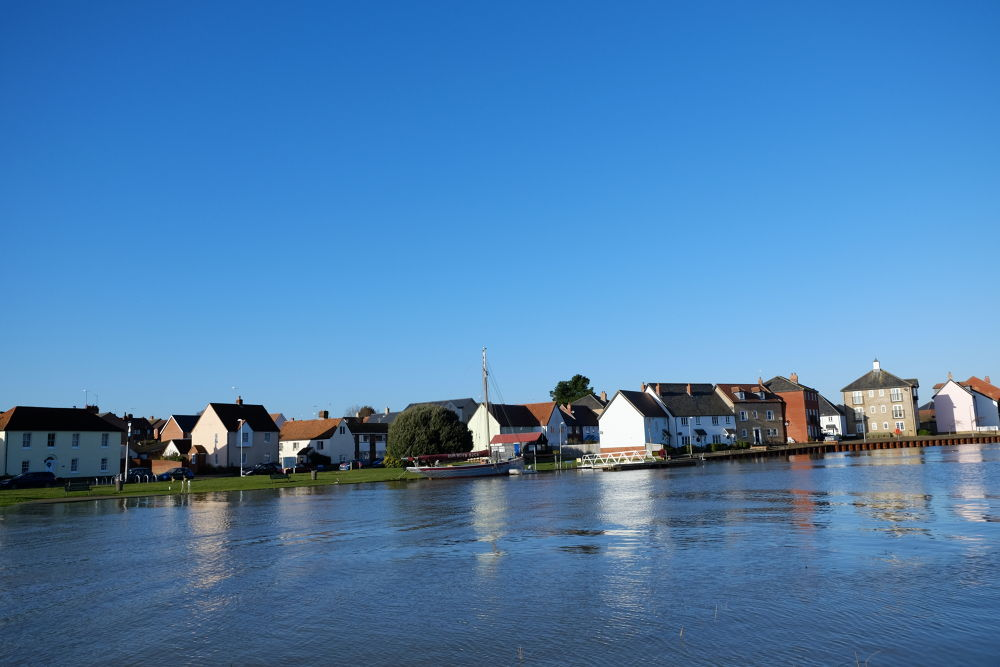 view from river colne by robertrobertson24