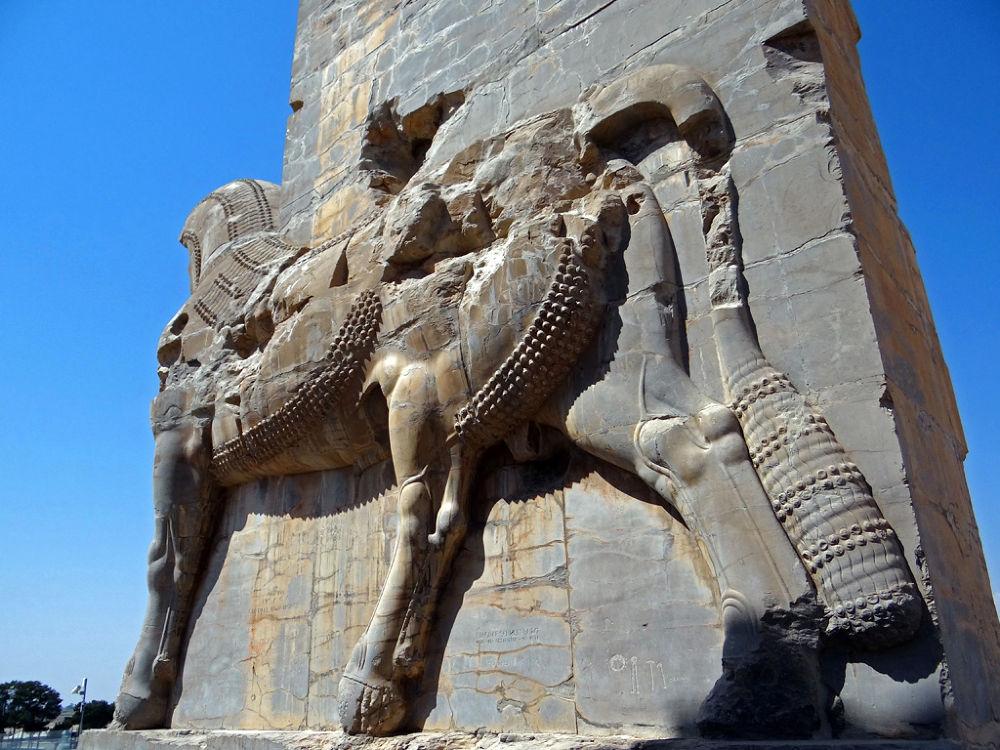Persepolis by MohsenTorabi