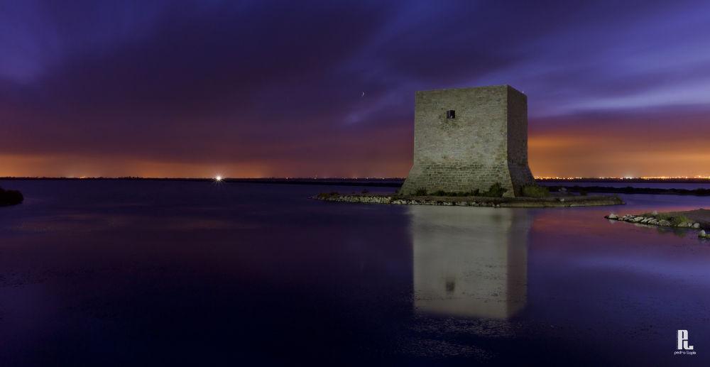Torre Vigía Tamarit by Pedro Llopis