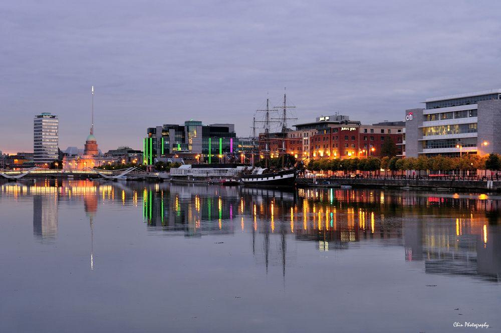 Dublin by JKChin