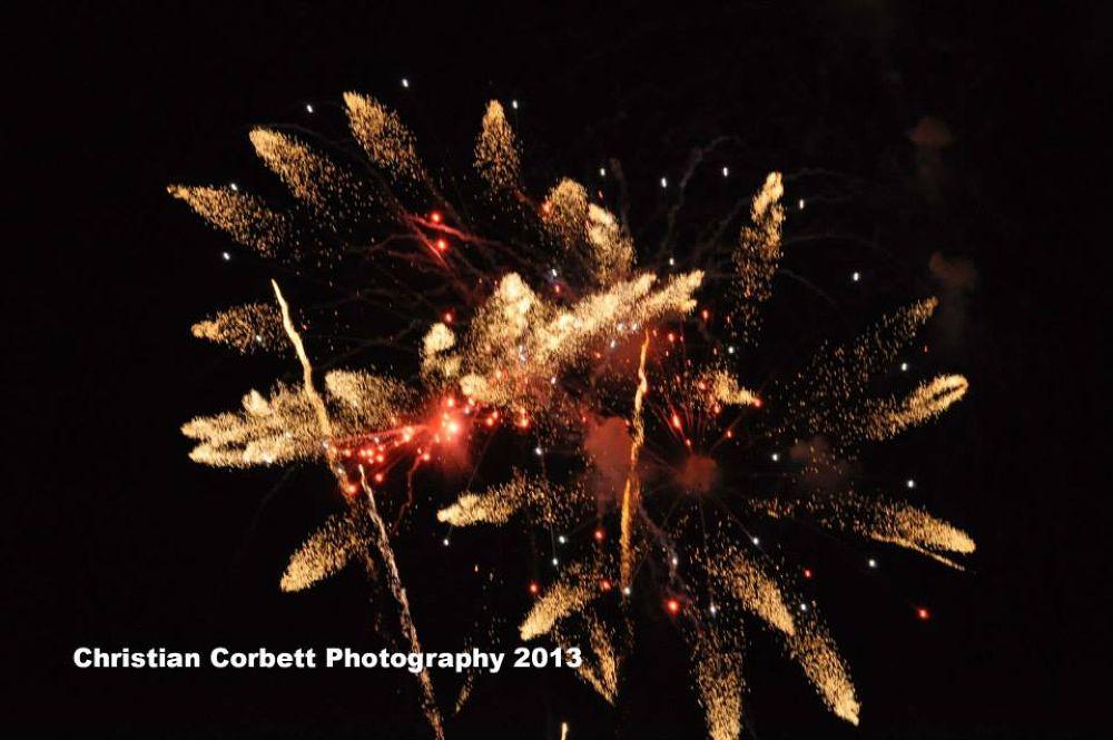 Fireworks Fun Night by christiancorbett7