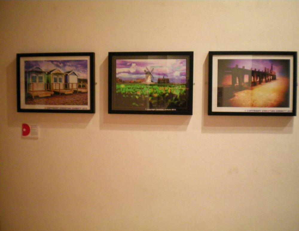 My Work @ The Cube by christiancorbett7