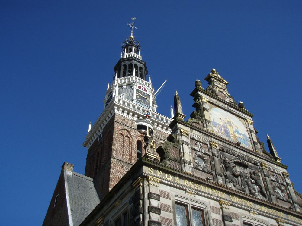 Photo in Cityscape #holland #alkmaar #monument