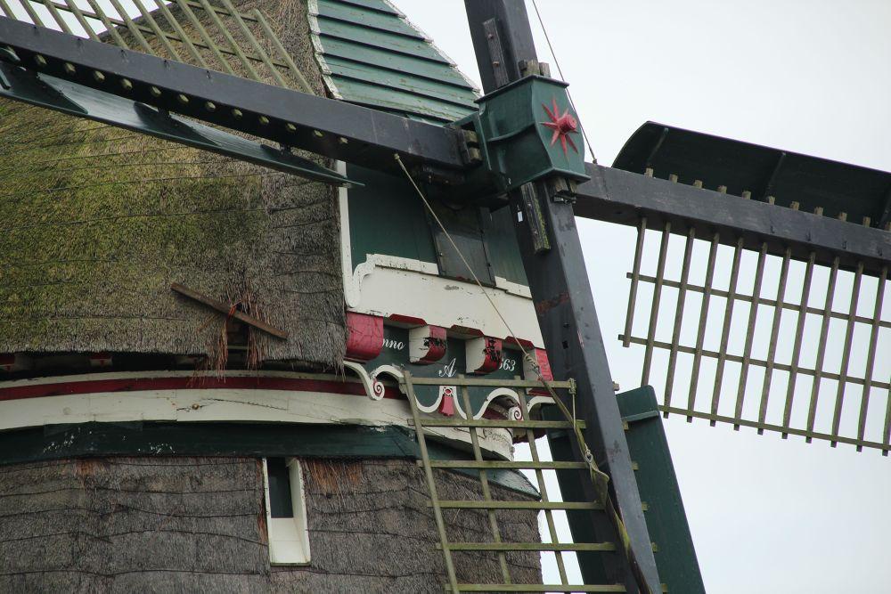 Build in 1663, still standing by Henk de Groot