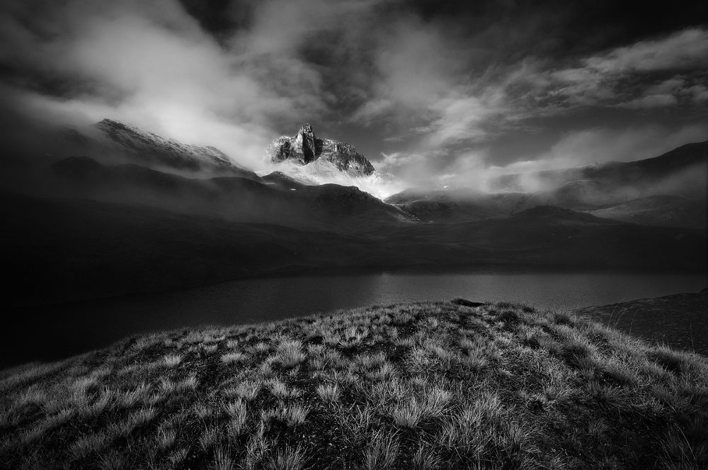 Vision in the mist by Marco Barone