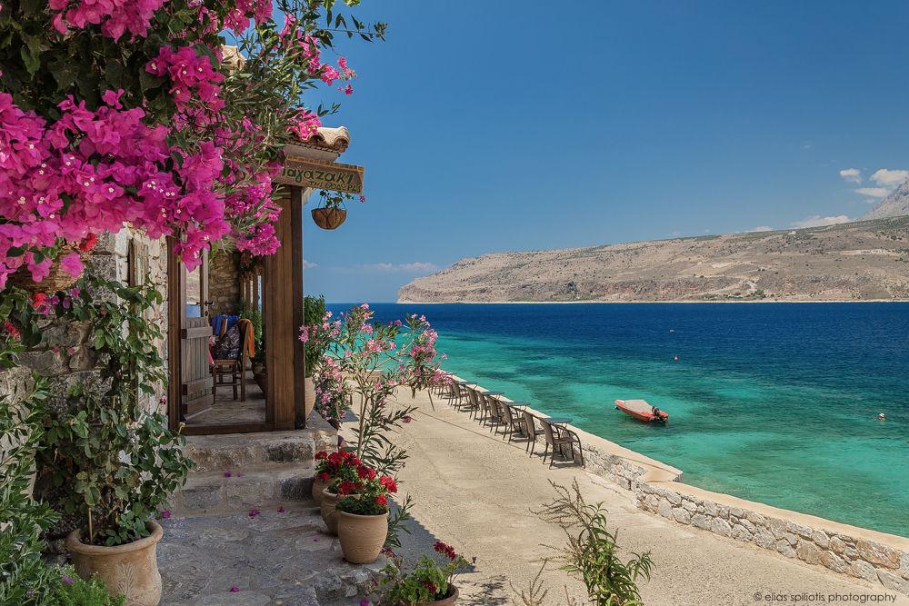 Colourfull Greece... by Elias Spiliotis