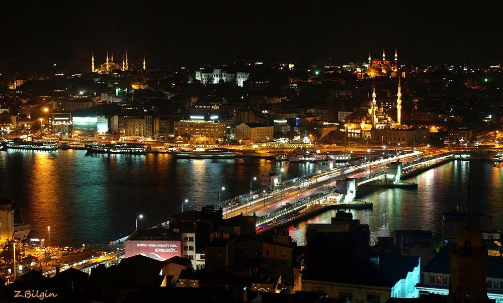 İstanbul...İstanbul  !!! by zekibilgin